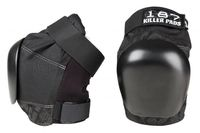 187 Killer Pads Pro Knee Protection Size L Black
