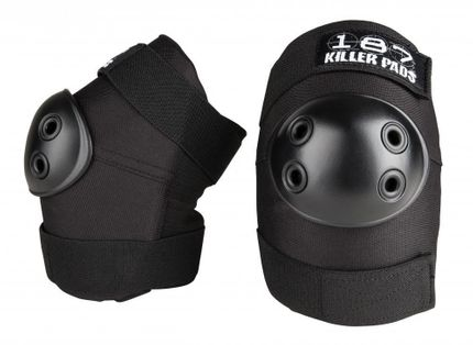 187 Killer Pads Elbow Protection Size L Black