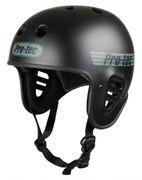 Pro-Tec Helme Fullcut Size S Matte Black