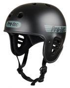 Pro-Tec Helme Fullcut Size M Matte Black