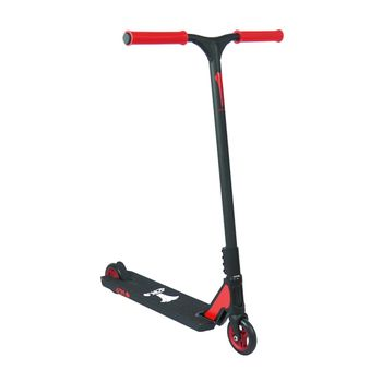 Aztek Complete Stunt Scooter Fountain Black Red