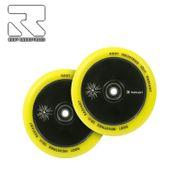 Root Industries Air Radiant wheels 120mm Yellow Paar