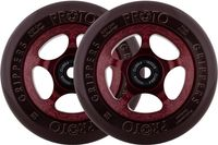 Proto Stunt Scooter Wheel Fullcore Gripper 110mm Choco (paar)