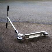 "Scooter Kickboard Custom Build ""Street Chrome"""