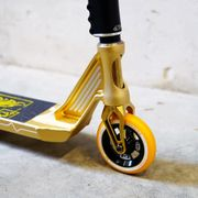 Scooter Kickboard Custom Build  Goldgang