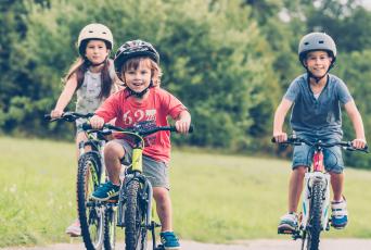 Kinder- und Jugendräder