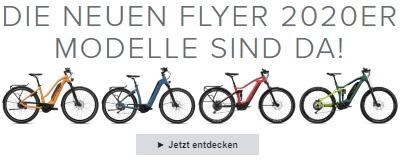 Flyer E-Bikes 2020