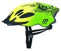 Fahrradhelm Abus Aduro Morrison Touren-/MTB-Helm green gradient L 58-62cm