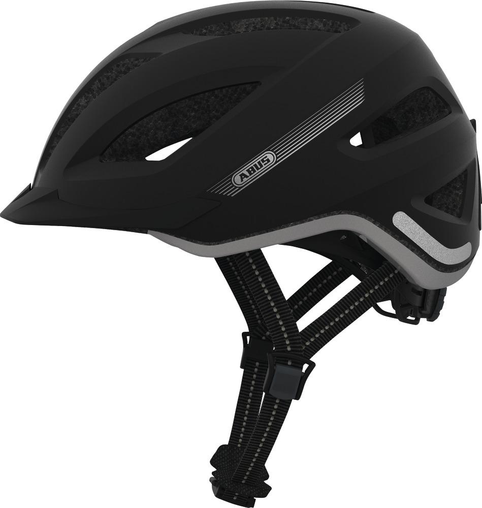 Fahrradhelm Abus Pedelec+ black edition, auch für S-Pedelecs