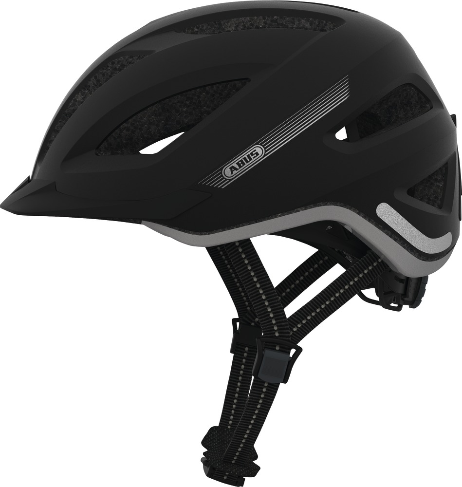 Fahrradhelm Abus Pedelec+ black edition, auch für S-Pedelecs – Bild 1