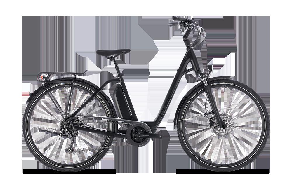 "E-Bike Cube Town Hybrid Sport 500 Wave 28"" 500Wh Bosch Active Plus 9G Freilauf"