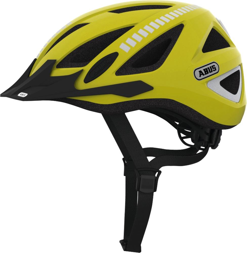 Fahrradhelm Abus Urban-I 2.0 signal yellow L Gr. 56-61 cm  – Bild 1