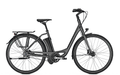"E-Bike Raleigh Leeds Plus 8G Wave Freilauf 17 Ah blackmatt 28""  001"