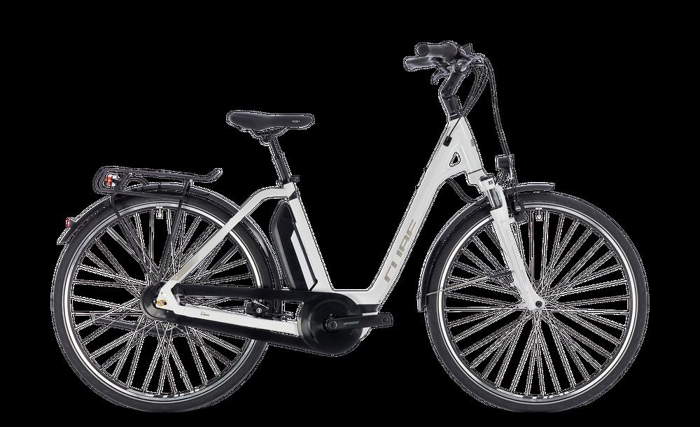 "E-Bike Cube Town Hybrid ONE 400 Wave 28"" 400Wh Bosch Active 7G Freilauf"