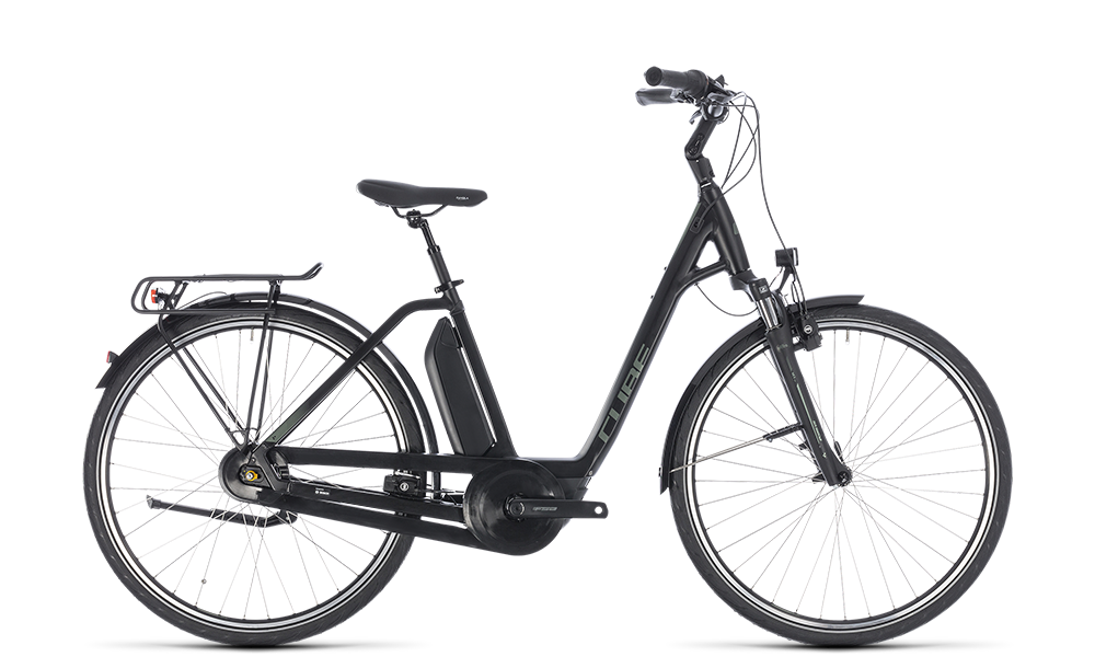 "E-Bike Cube Town Hybrid ONE 500 Wave 28"" 500Wh Bosch Active 7G Freilauf"