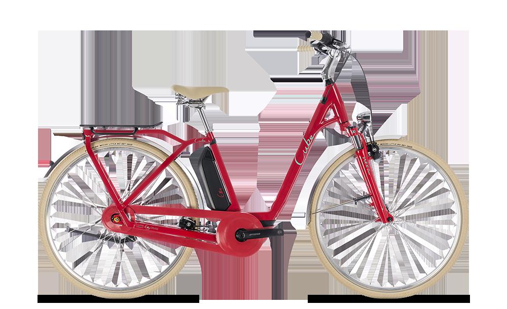 """E-Bike Cube Elly Cruise Hybrid 400 28"""" 7G"""
