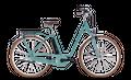 "E-Bike Cube Elly Cruise Hybrid 400 Wave 28""  Active Line 7G Freilauf pistachio´n´blue"