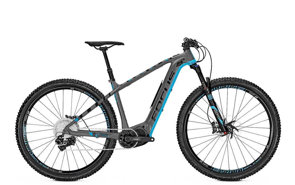 E-Bike Focus Bold² 29 Pro 10,5 Ah 11G 29 Zoll Diamant grey/blue
