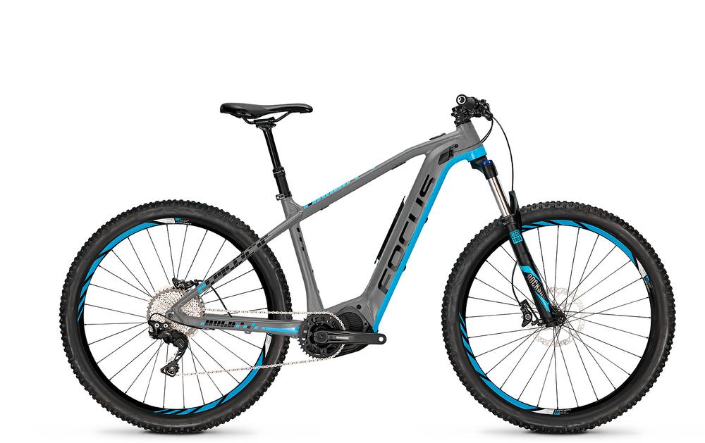 E-Bike Focus Bold² 29 10,5 Ah 11G 29 Zoll Diamant grey/blue