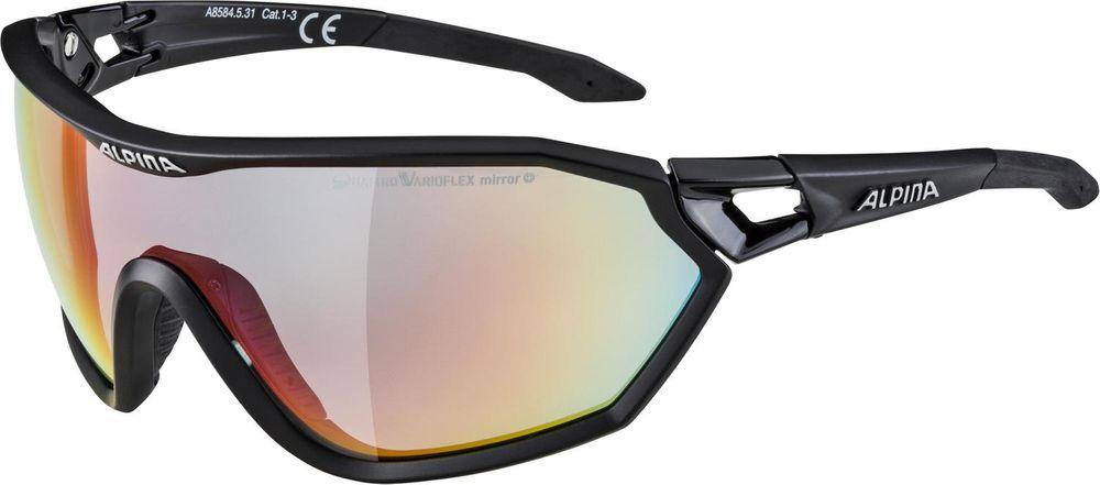 Sportbrille Alpina S-Way QVM+ – Bild 2