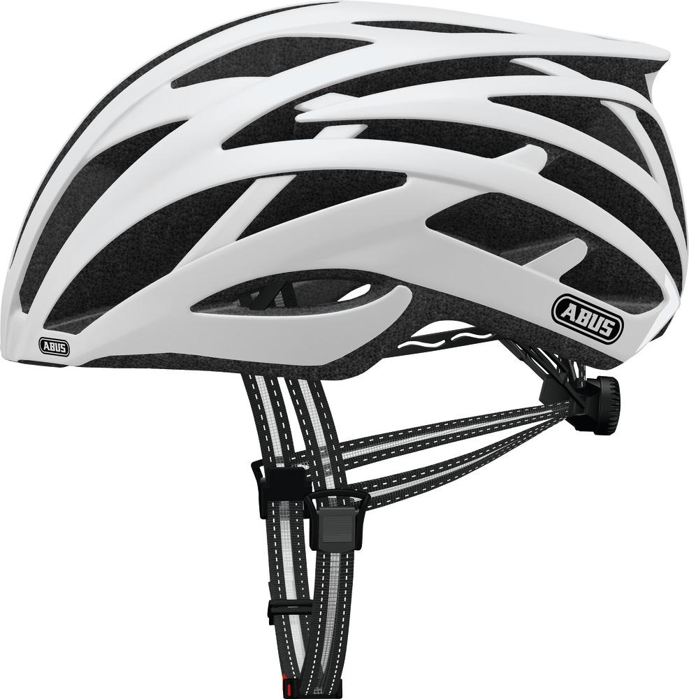 Fahrradhelm Abus Tec-Tical Pro 2.0 Gr. S 50-54cm weiss – Bild 1