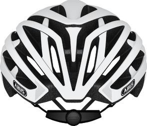 Fahrradhelm Abus Tec-Tical Pro 2.0 Gr. S 50-54cm weiss – Bild 2