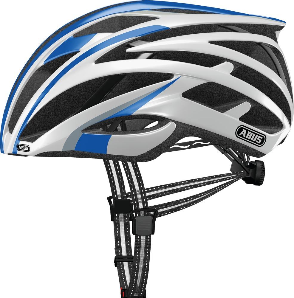 Fahrradhelm Abus Tec-Tical Pro 2.0 Gr. M 52-58cm race blue – Bild 1