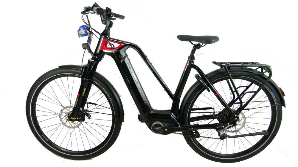 """E-Bike Flyer Gotour6 5.10 Trapez 28"""" Rh 50cm 13,4Ah Bosch Active Line 9G"""
