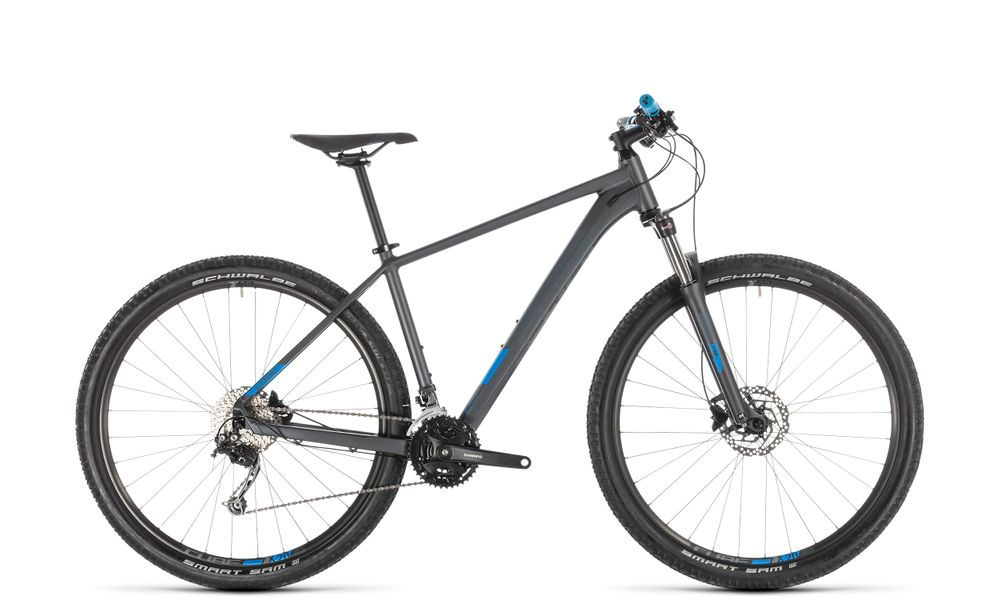 MTB Cube Aim SL iridium´n´blue 2019 29""