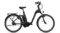 """E-Bike Flyer Gotour4 7.01R Rücktritt 26"""" 8G 15 Ah schwarz Tagfahrlicht 001"""
