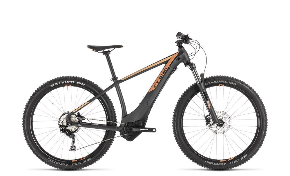 """E-Bike Cube Access Hybrid EXC 500 27,5"""" 13,4 Ah 10G Diamant iridium´n´apricot"""