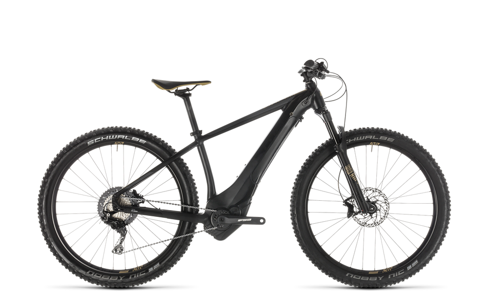 "E-Bike Cube Access Hybrid SL 500 29"" 11-Gang grey´n´gold 2019"