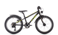 "Kinder-/Jugendrad Cube Acid 200 Allroad 20"" 7G Rh 26cm black´n´yellow´n´orange  001"