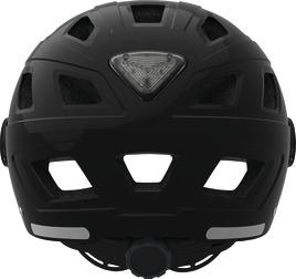 Fahrradhelm Abus Hyban+ clear Visor Gr. L 58-63 cm black – Bild 3