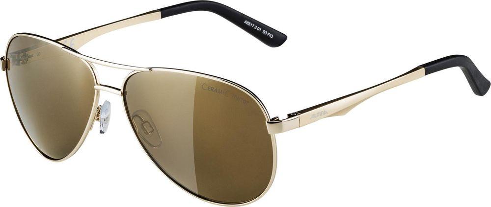 Sportbrille Alpina A 107 A85173 Pilotenoptik Schutzstufe S3 – Bild 1