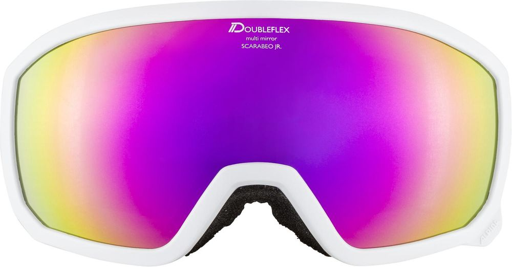 Skibrille Alpina Scarabeo Jr. MM A72578 Junior – Bild 3
