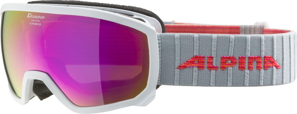 Skibrille Alpina Scarabeo Jr. MM A72578 Junior – Bild 2