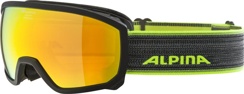 Skibrille Alpina Scarabeo Jr. MM A72578 Junior – Bild 1