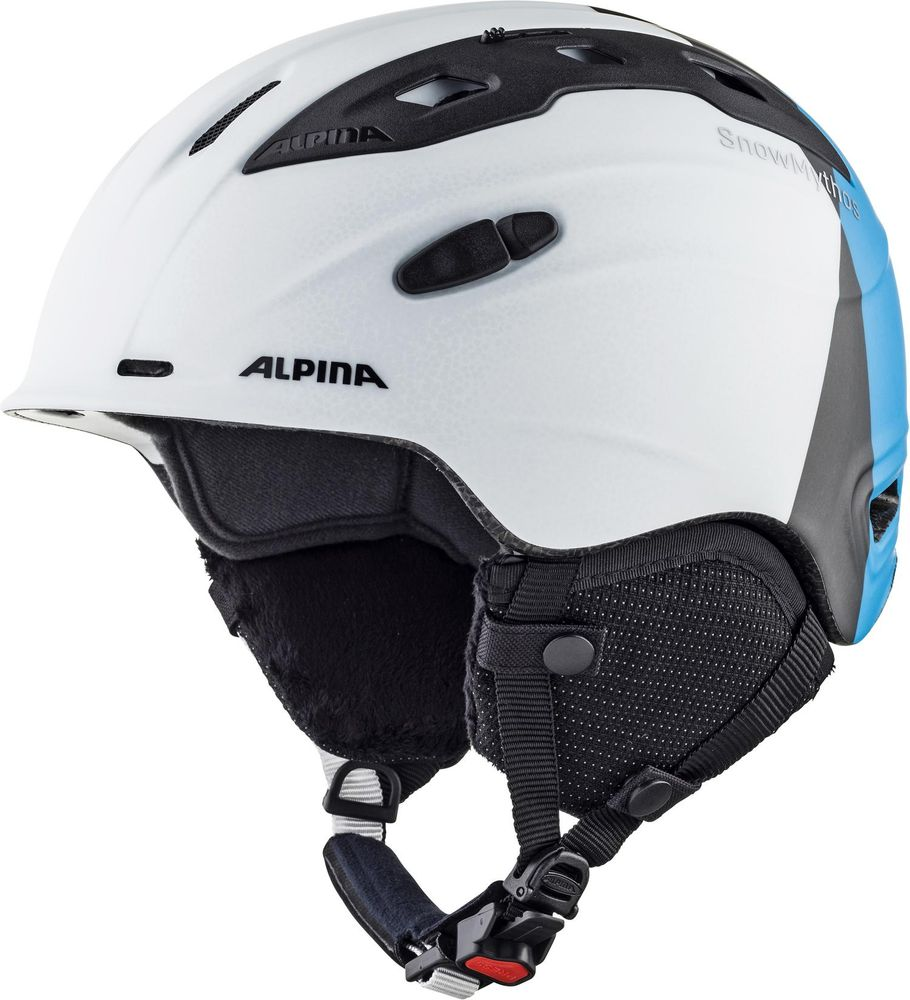 Skihelm Alpina Snow Mythos A9062 – Bild 4