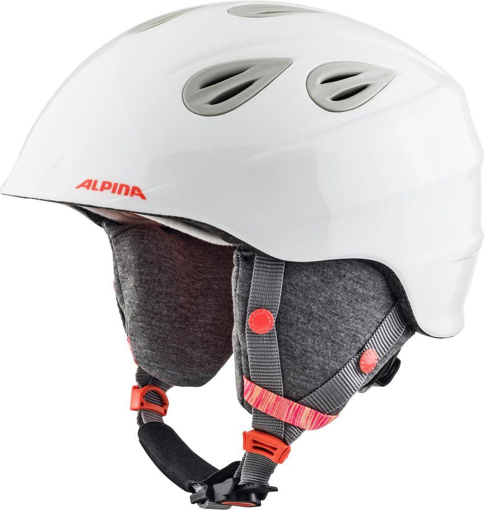 Kinder-Skihelm Alpina Grap 2.0 JR A9086 mit perfekter Passform – Bild 3