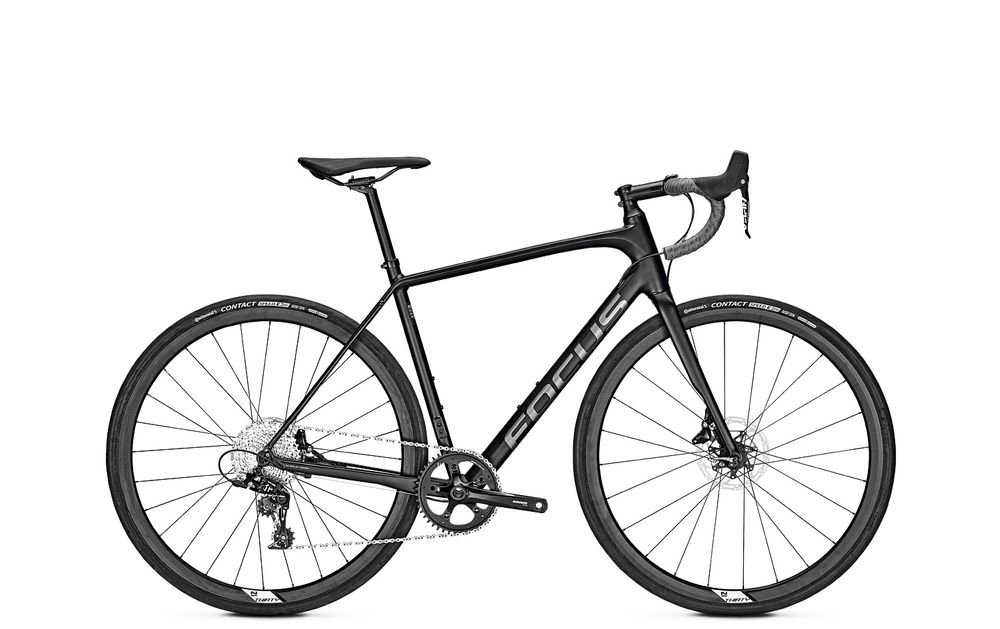 "Rennrad Focus Paralane 5.9 GC 11G 28"" black"