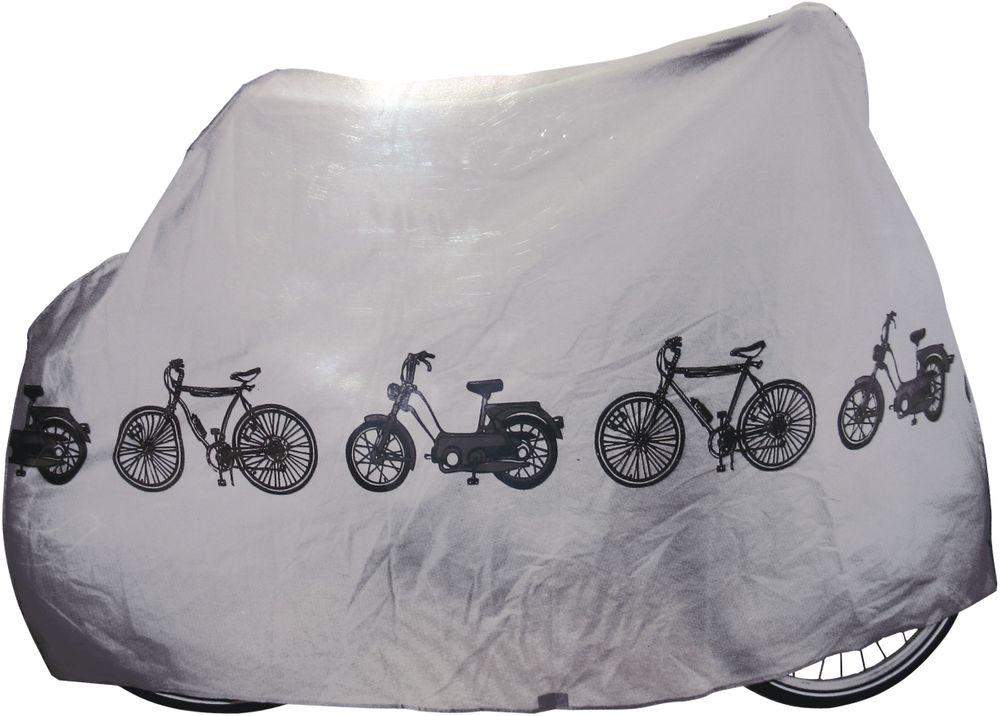 TAQ-33 Fahrrad Garage/Schutzbezug silber
