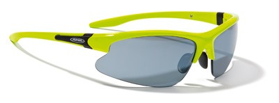 Randlose Sportbrille  ALPINA DRIBS lemon, randlos
