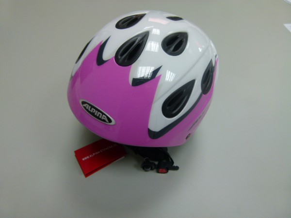 Skihelm Alpina Grap Junior