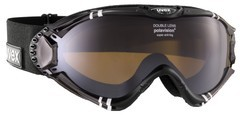 Skibrille Uvex Ultrasonic Polavision HD