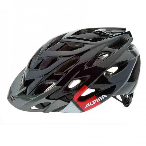 MTB Fahrradhelm Alpina D-Alto mit Fliegennetz und Ergomatic – Bild 5