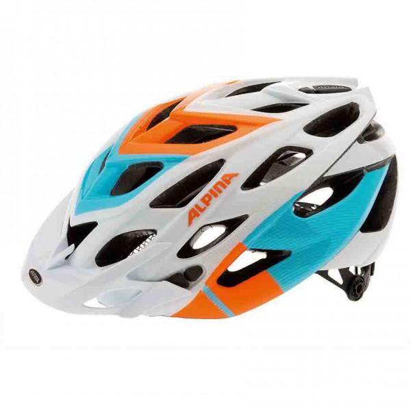 MTB Fahrradhelm Alpina D-Alto mit Fliegennetz und Ergomatic – Bild 1