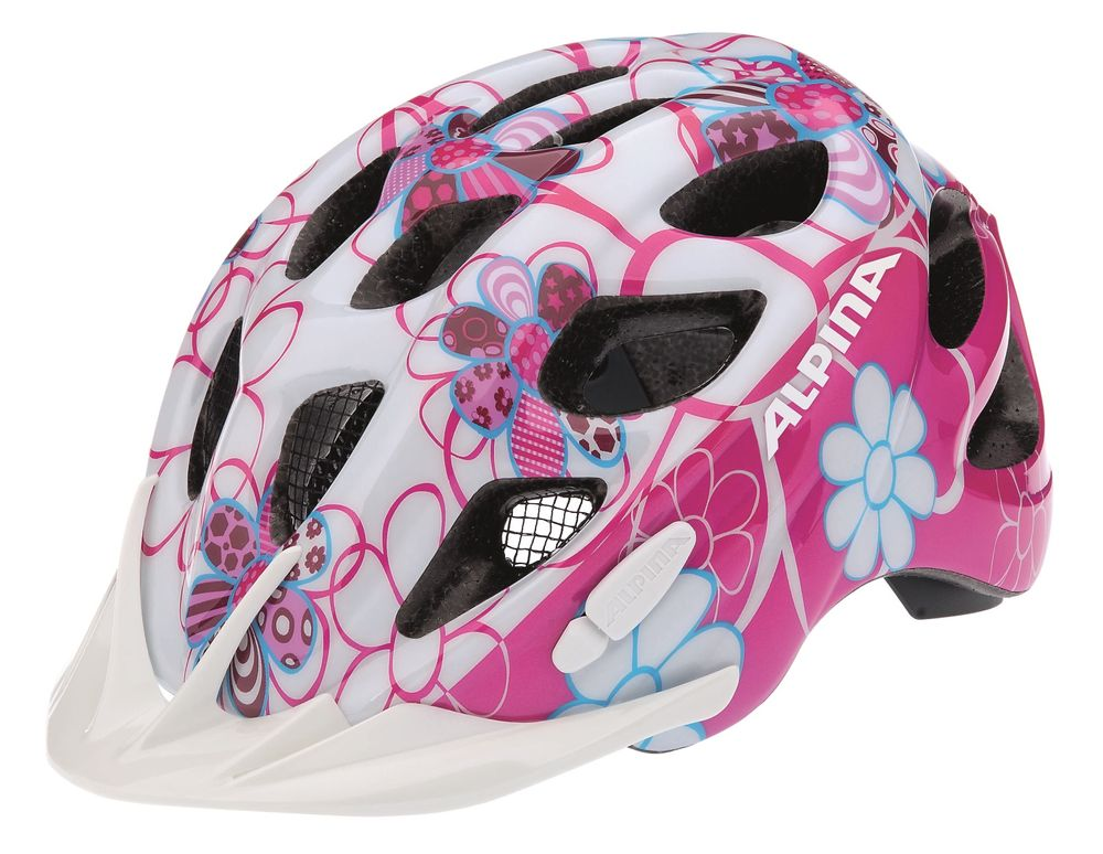 Junior/Kids Fahrradhelm Alpina Rocky