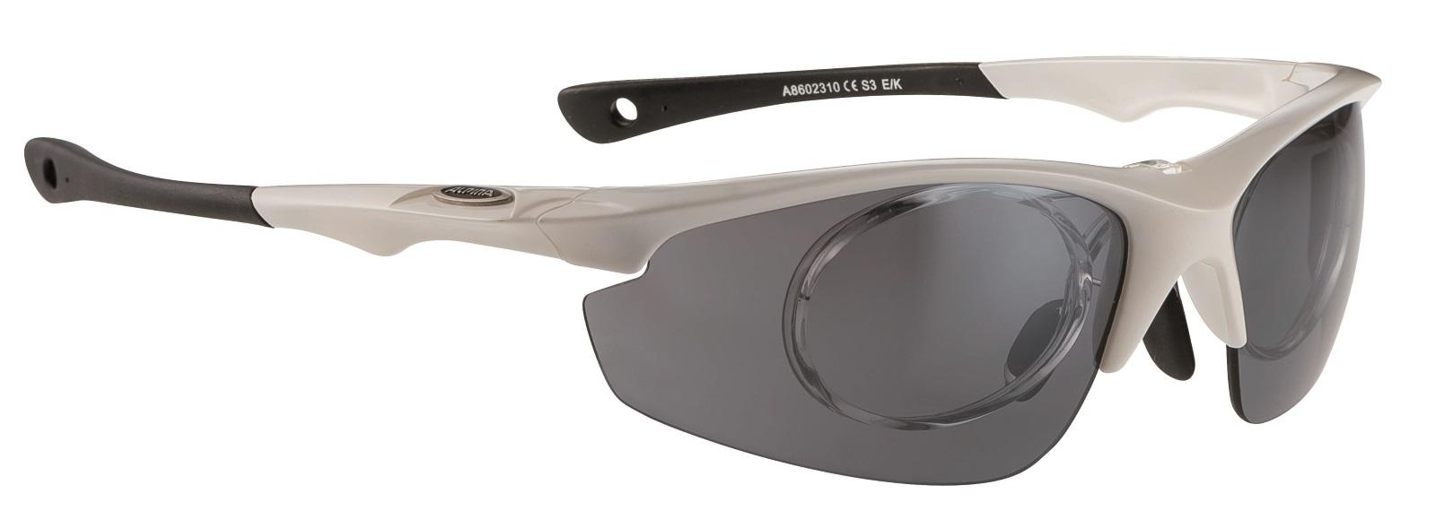 Brillenträger Sportbrille Alpina PSO Tri-Horray A8602 SIpxAVQK5j