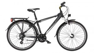 Jugendrad Cycle Wolf Lotus Diamant  schwarz-grau